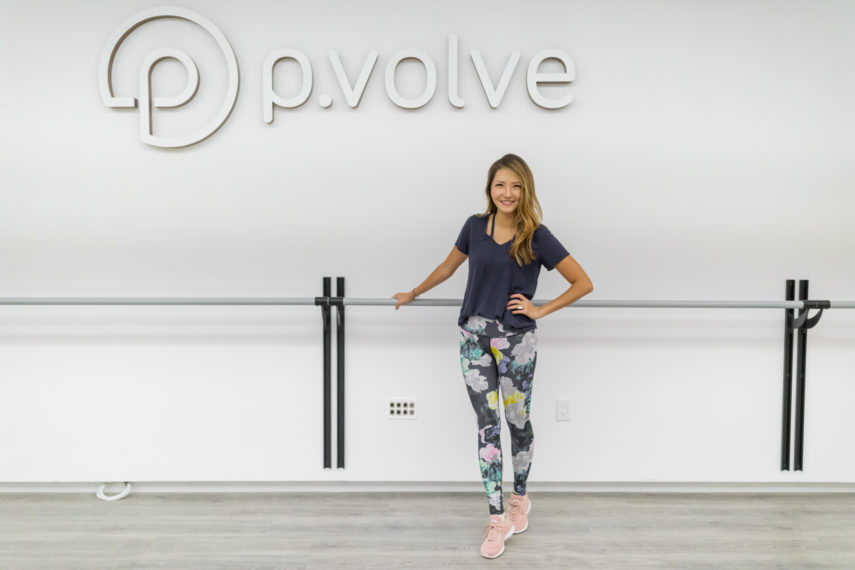 fit mom, pvolve, nyc workout, exercise