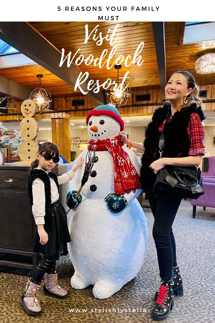 woodloch resort, snowman, wanna build a snowman, hawley pa, where to stay in the poconos, poconos for families, what to do in poconos
