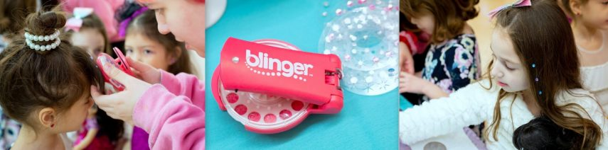 blinger, hair bling, hair accessories for girls