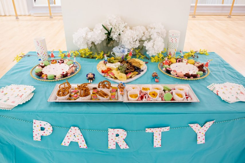 party, birthday party, ,girls' birthday party, meri meri party, party decor