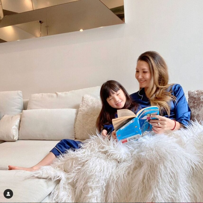 matching pjs, matching pajamas, best valentines gifts, matching mother daughter, wish.com pajamas, wish.com review