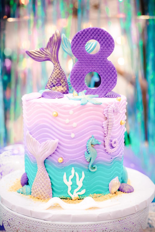chic sugars, mermaid party ideas, mermaid party, mermaid theme, mermaid themed birthday